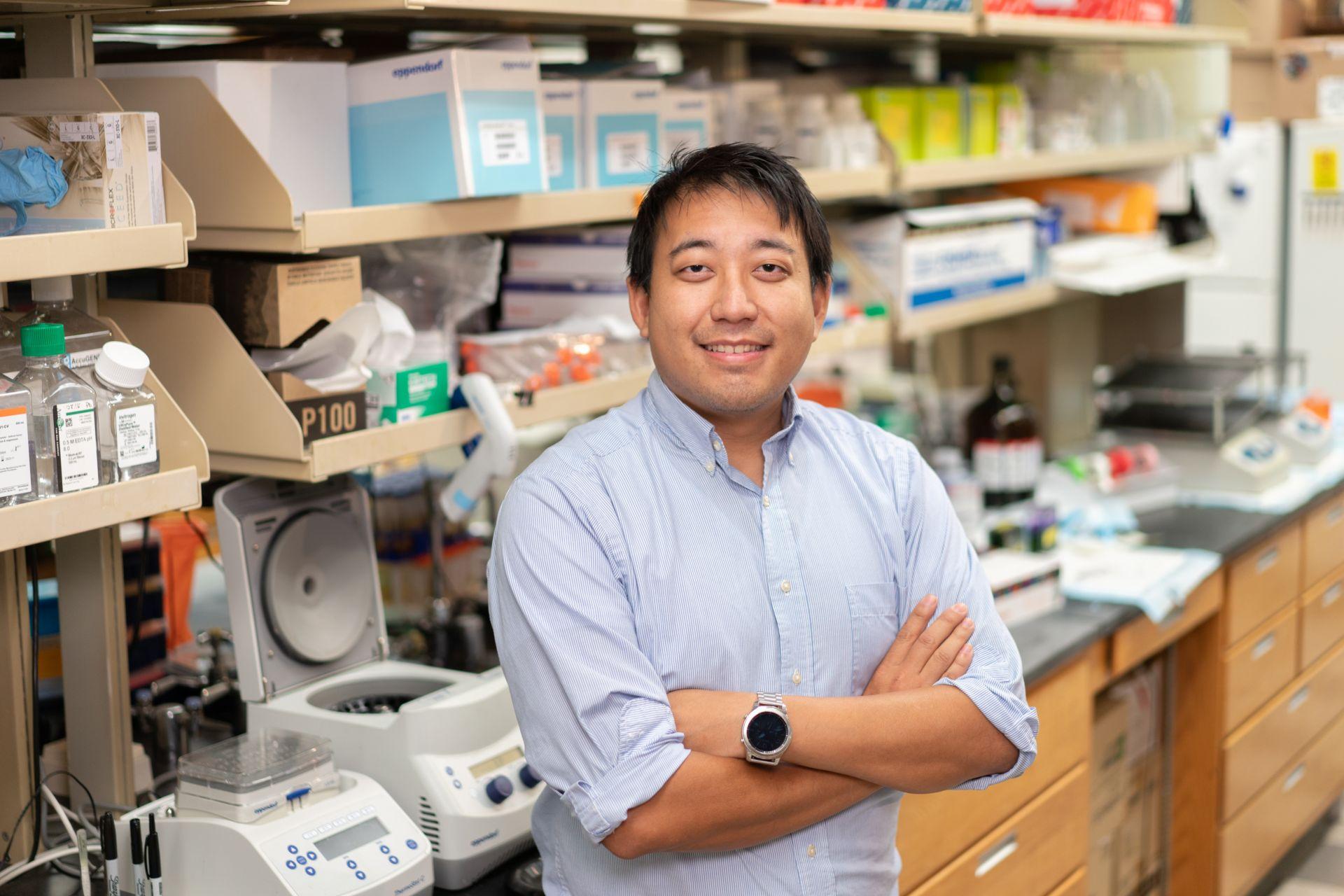 Jonathan Yen, PhD