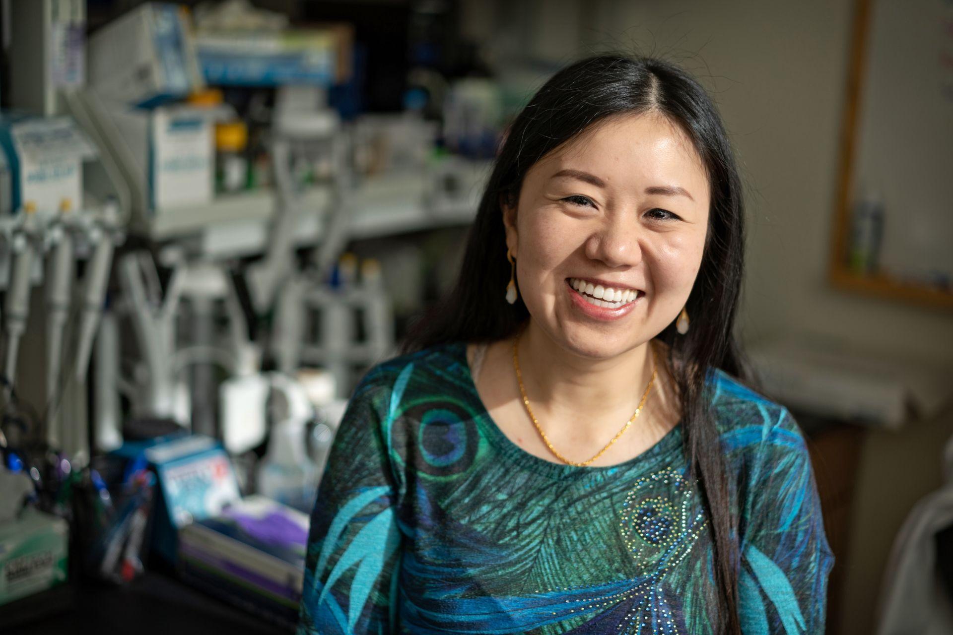 Shanshan Yu, PhD