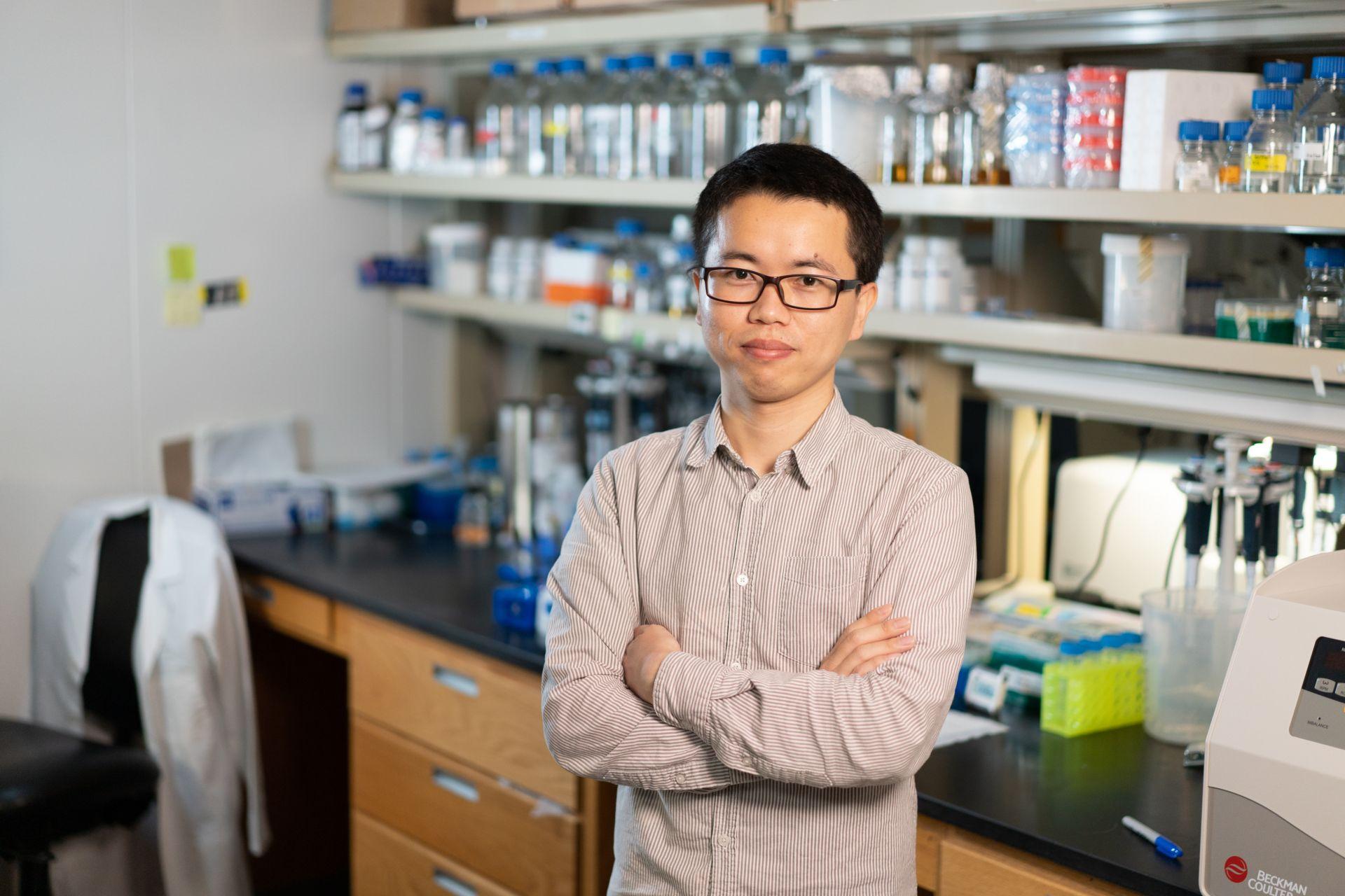 Hanwen Zhu, PhD